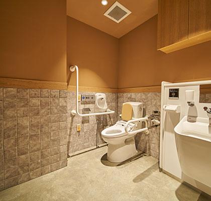 universal toilet